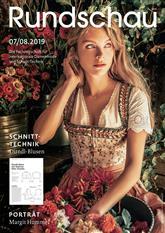 Rundschau für internationale Damenmode Cover