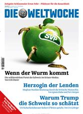 Weltwoche Cover