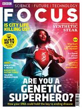 BBC Science Focus Cover