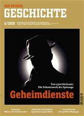 Spiegel Geschichte Cover
