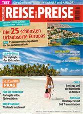 Reise und Preise Cover