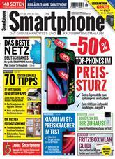 Smartphone  Magazin Cover