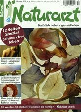 Naturarzt Cover