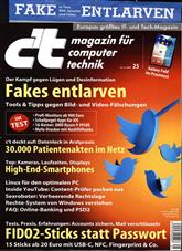 ct Magazin Cover