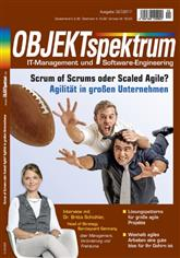 OBJEKTspektrum Cover