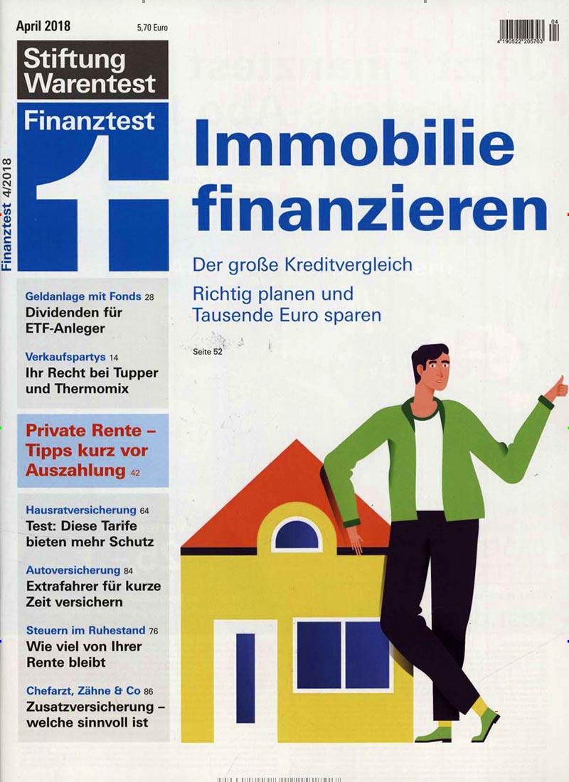 Stiftung Warentest Finanztest Abo