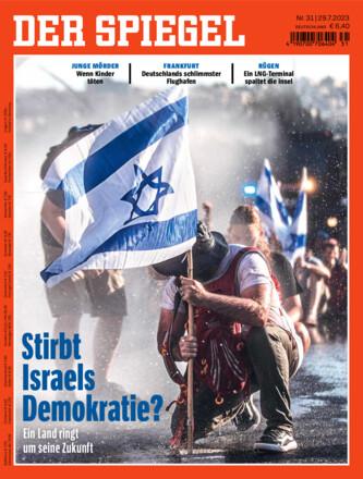 Cover des Nachrichtenmagazins DER SPIEGEL