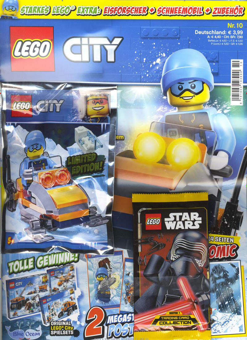 Cover der Lego City