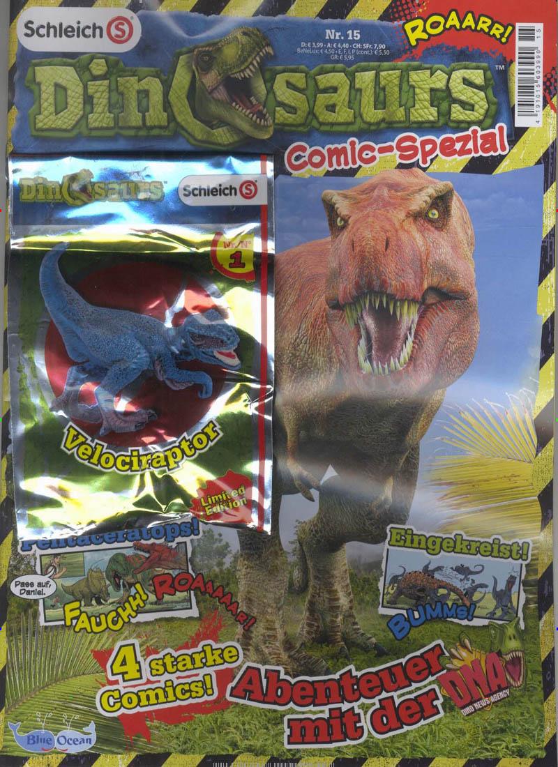Cover der Zeitschrift Dinosaurs