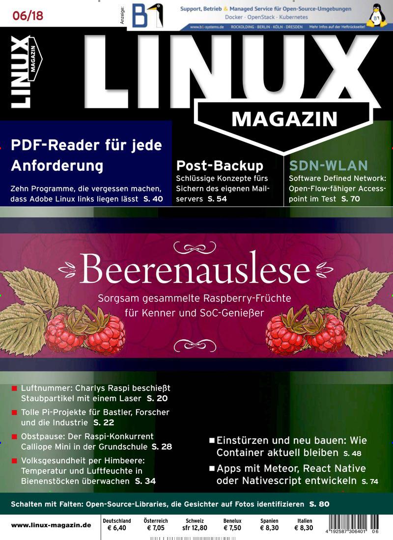 Linux Magazin Abo