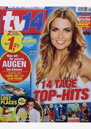 Das Cover der TV 14