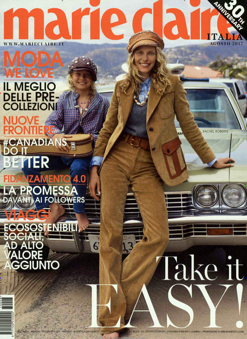 Marie Claire Italien Abo