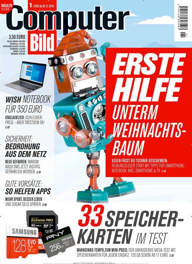 Cover der Computer Bild DVD
