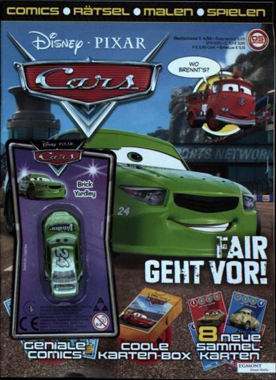 Cover Disney Cars