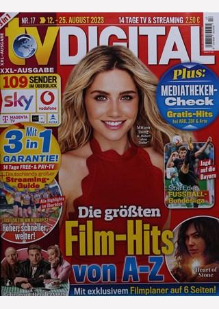 Das Coverbild der TV Digital
