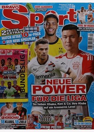 BRAVO Sport Cover