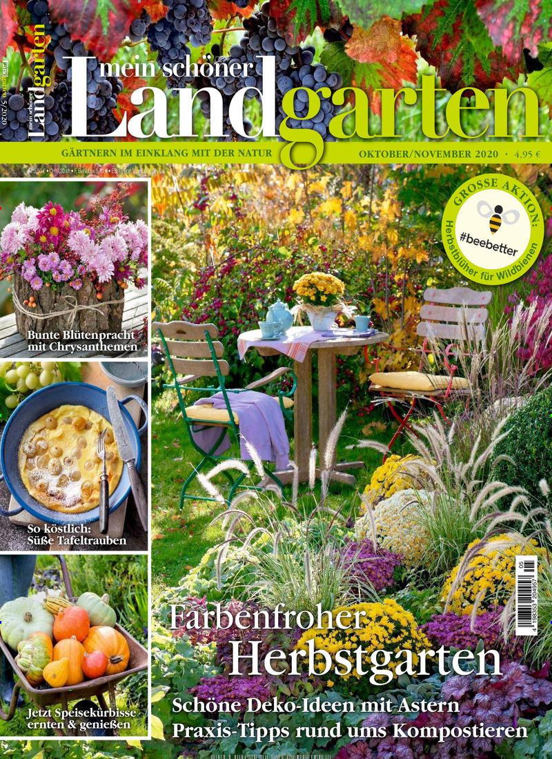 Mein Schoner Landgarten Abo 35 Rabatt Auf Mini Geschenkabo Presseplus De