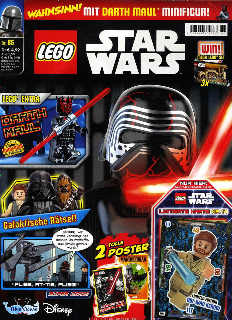 Cover der Lego Star Wars